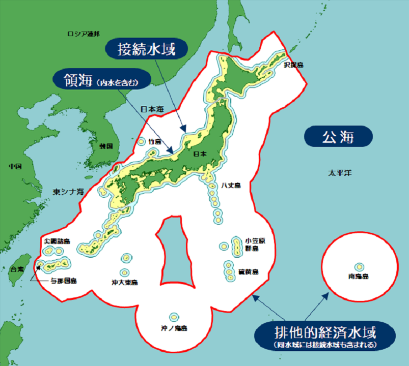 素材集(地図) | 北方領土問題対策協会